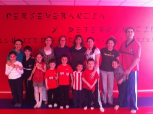 Dia de la madre artes marciales defensa personal bilbao getxo